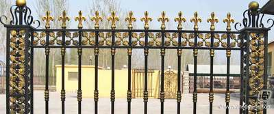wrought iron gates accessories parts manufacturers exporters suppliers India http://www.finedgeinc.com +91-8289000018, +91-9815651671