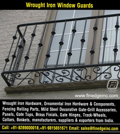 ornamental iron panels manufacturers exporters suppliers India http://www.finedgeinc.com +91-8289000018, +91-9815651671